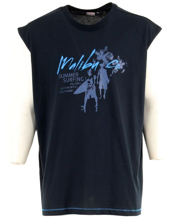 T Shirt sans manches Malibu