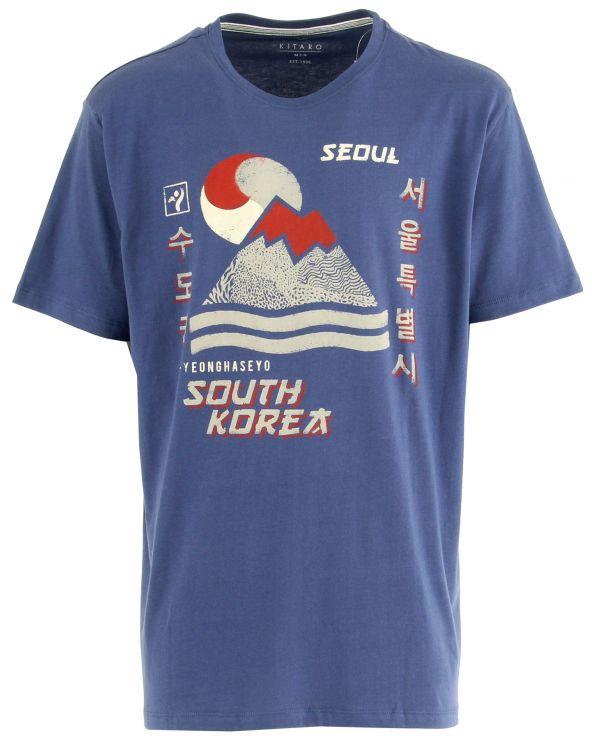 T shirt SOUTH KOREA