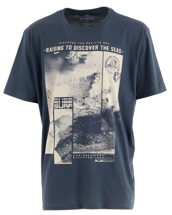 T shirt imprimé TULUM