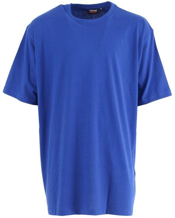 T shirt uni col rond