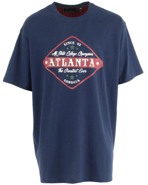 "T shirt ""Atlanta"""
