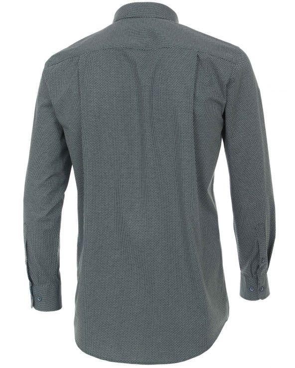 Chemise imprimée avec poche