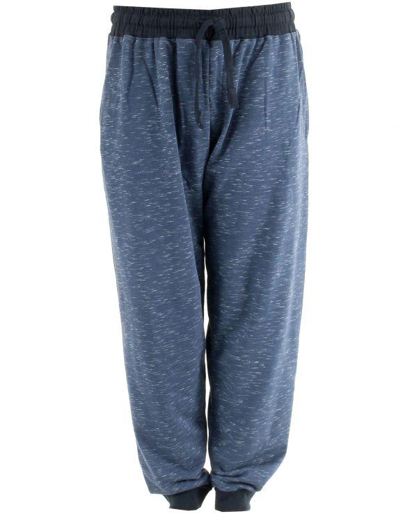 Pantalon de jogging coton mélangé
