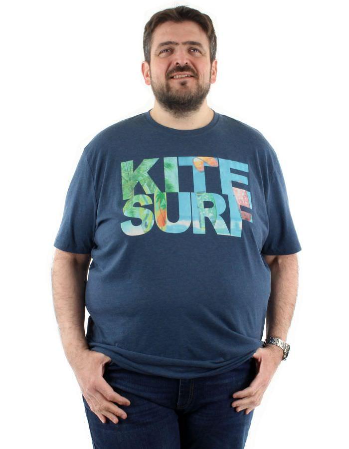 T shirt Kite surf