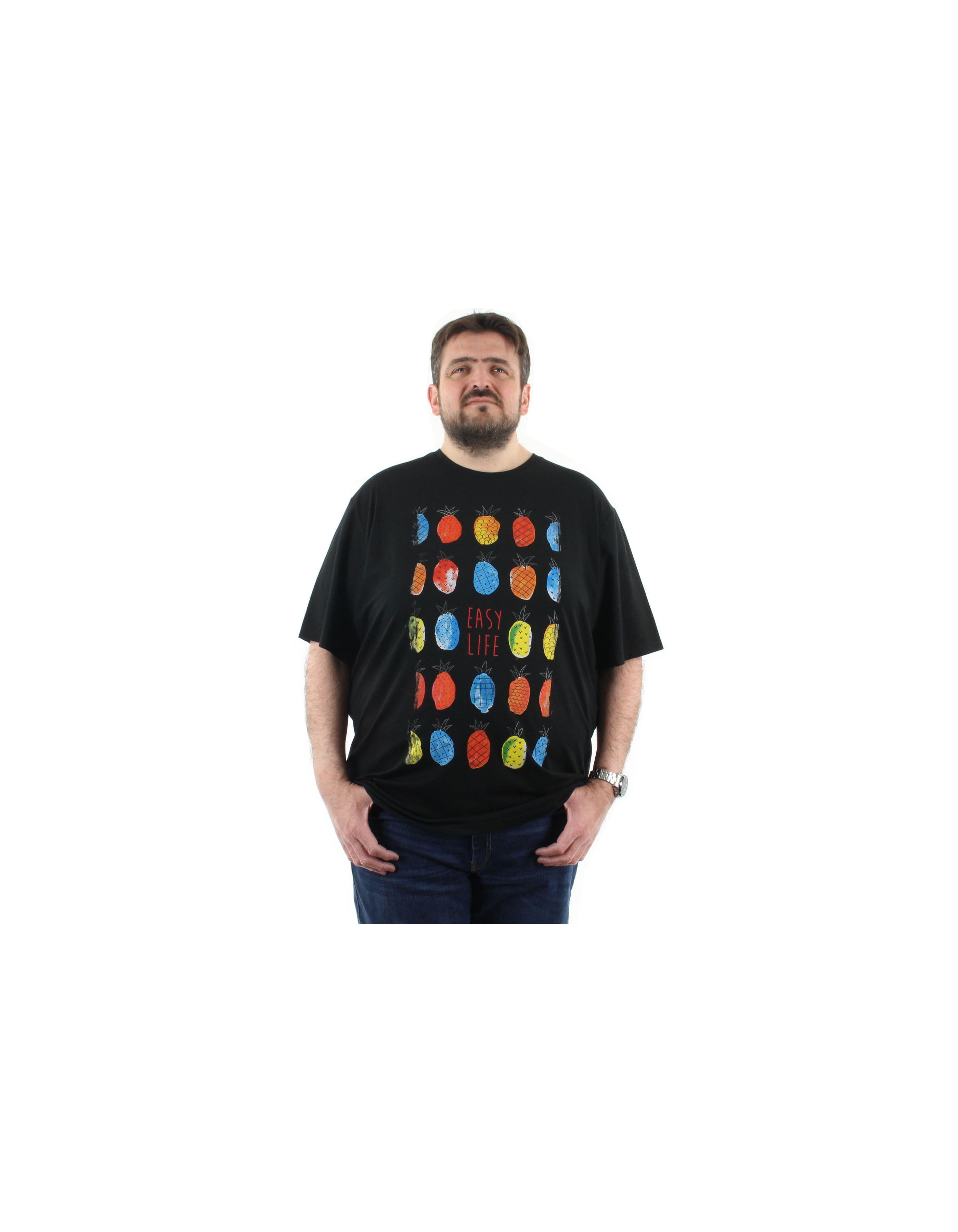 """T shirt imprimé """"Ananas"""""""
