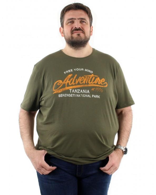 T shirt Adventure