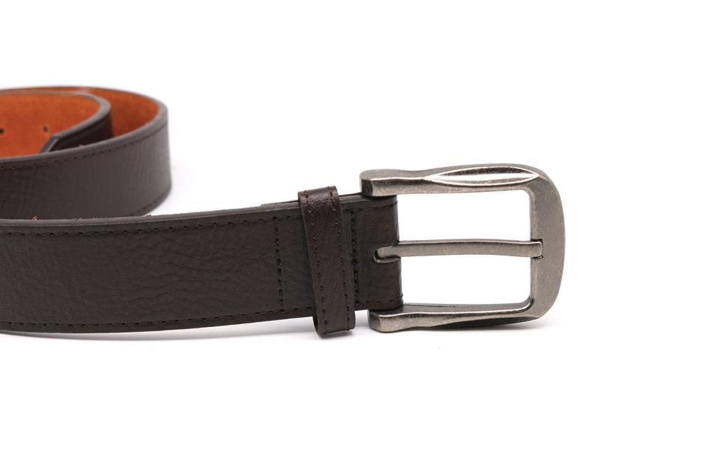 ceinture en cuir grande longueur