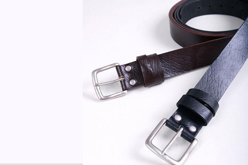 collection de ceinture pur cuir larruzsko