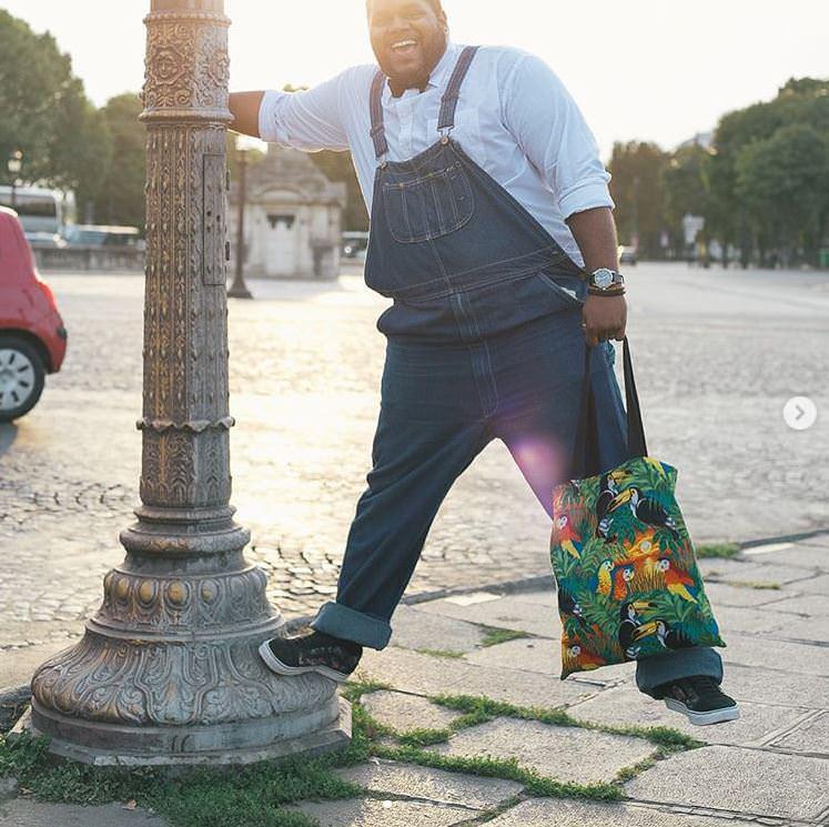 vous cherchez une salopette grande taille en jean ? rendez-vous sur hommefort.fr
